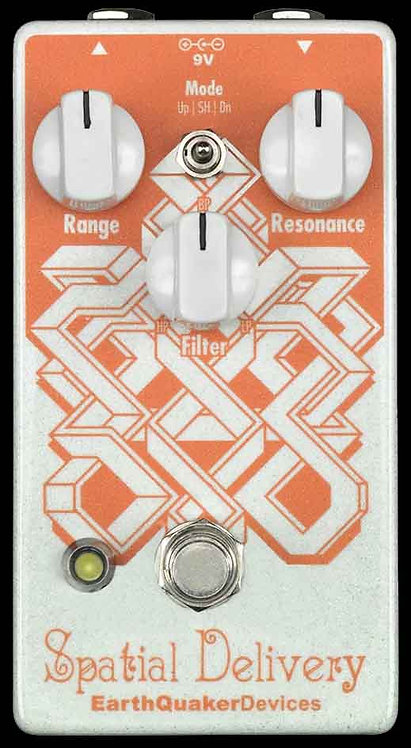 EarthQuaker Devices Spatial Delivery NEW!!!