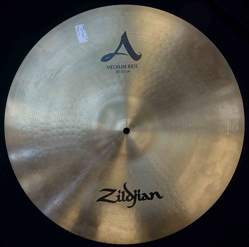 "Zildjian 20"" A Medium Ride USED!!!"