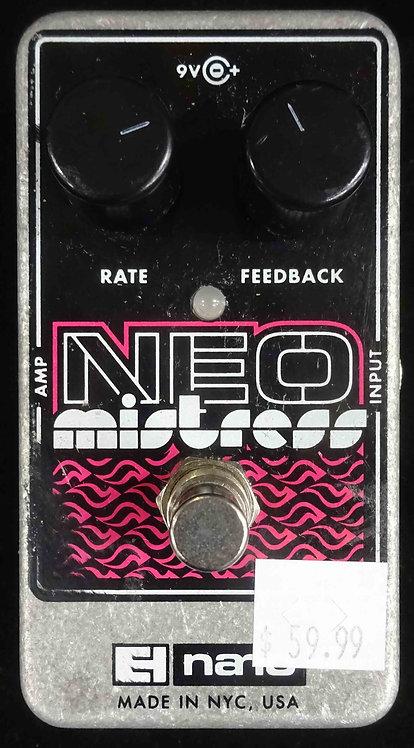 Electro-Harmonix Neo Mistress USED!!!