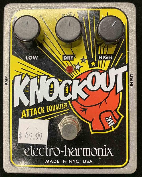 Electro-Harmonix Knockout Attack EQ USED!!!