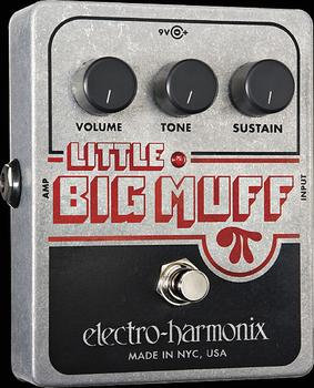 Electro-Harmonix Little Big Muff NEW!!!