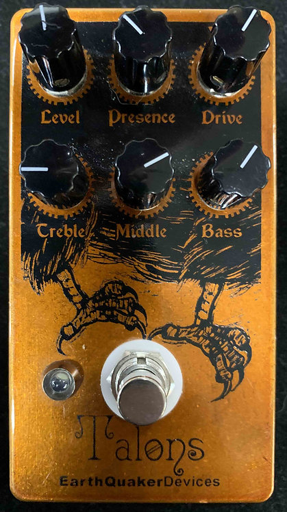 EarthQuaker Devices Talons USED!!!