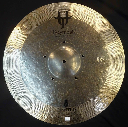 "T-Cymbals 21"" Limited Edition Ride NEW!!!"