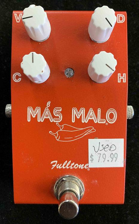 Fulltone Mas Malo Distortion/Fuzz USED!!!