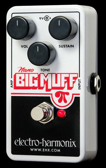 Electro-Harmonix Nano Big Muff Pi NEW!!!