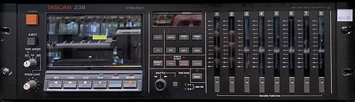 Tascam 238 Syncaset USED!!!