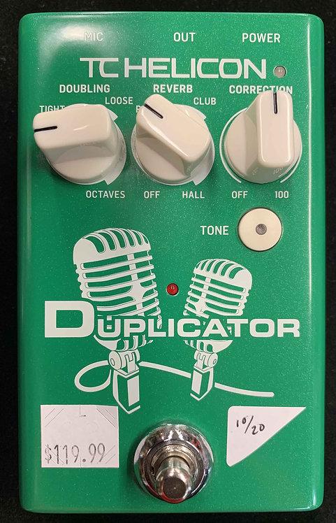 TC Helicon Duplicator USED!!!