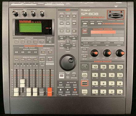 Roland SP-808 Groove Sampler USED!!!