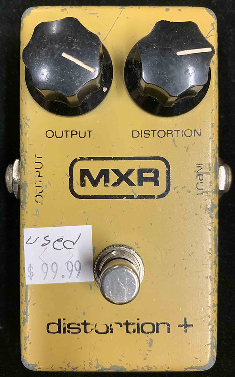 MXR Distortion Plus USED!!! Distortion +