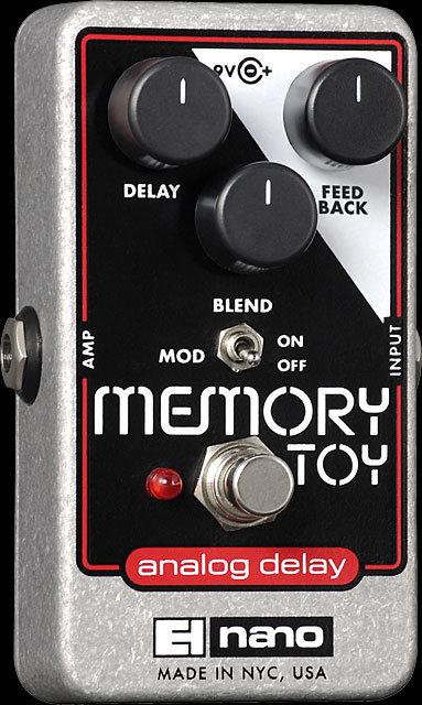 Electro-Harmonix Memory Toy NEW!!!