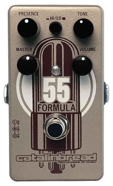 Catalinbread Formula No. 55 NEW!!!