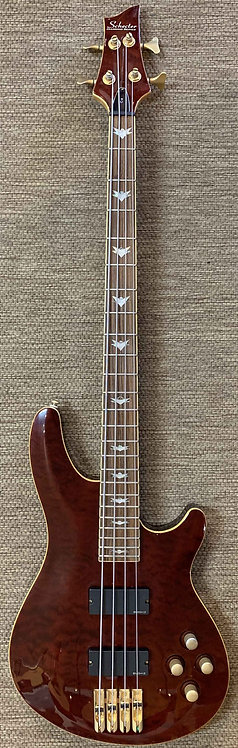 Schecter C-4 Bass USED!!!