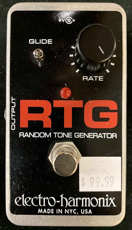 Electro-Harmonix RTG Random Tone Generator USED!!!