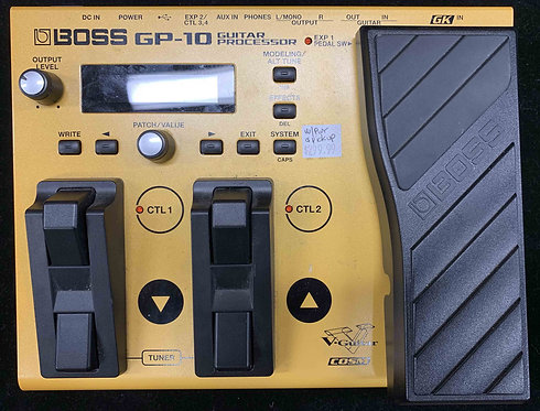 Boss GP-10 Guitar Processor USED!!! GP10