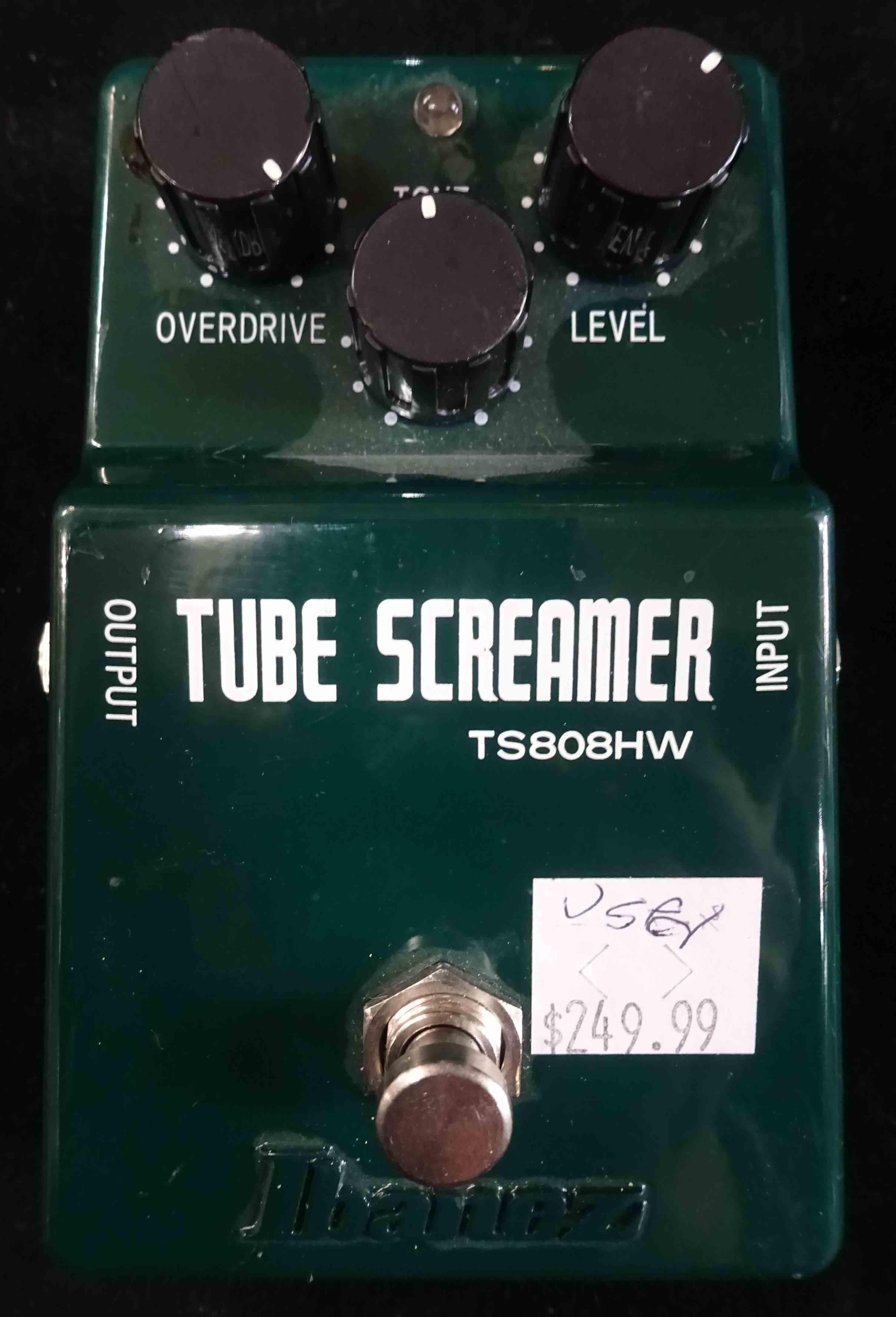 Ibanez TS808HW Tube Screamer USED!!!