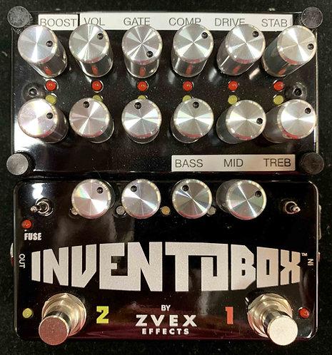 Zvex Inventobox USED!!!
