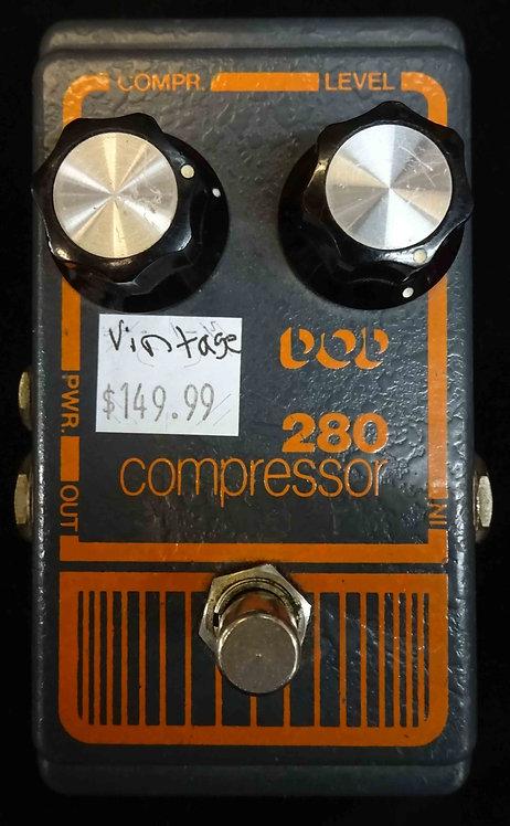 DOD 280 Compressor VINTAGE!!!