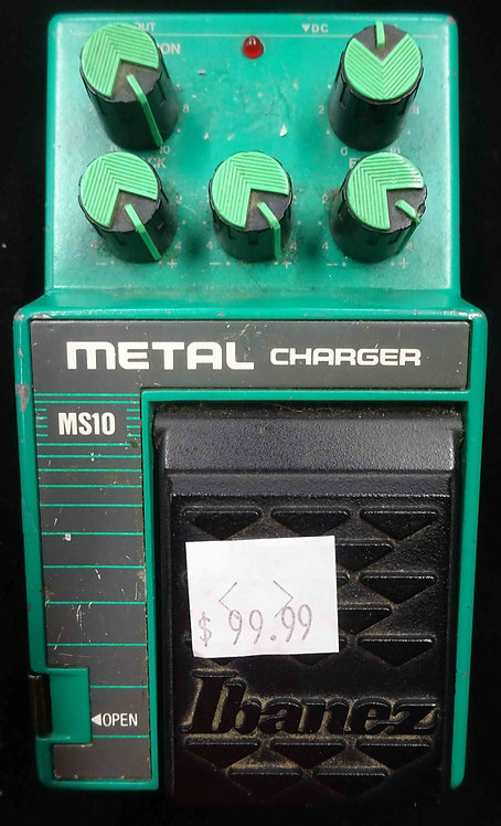 Ibanez MS10 Metal Charger USED!!!