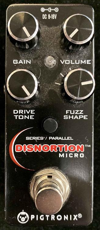 Pigtronix Disnortion Micro USED!!!