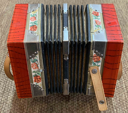 German Concertina VINTAGE!!!