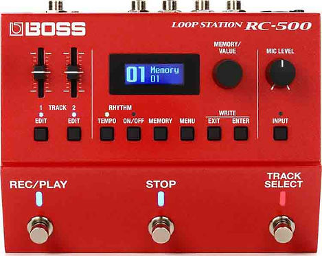 Boss RC-500 Loop Station NEW!!! RC500