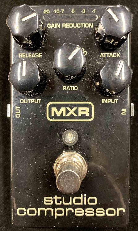 MXR Studio Compressor USED!!!