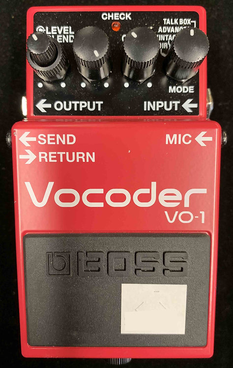 Boss VO-1 Vocoder USED!!!