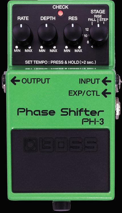 Boss PH-3 Phase Shifter NEW!!! PH3