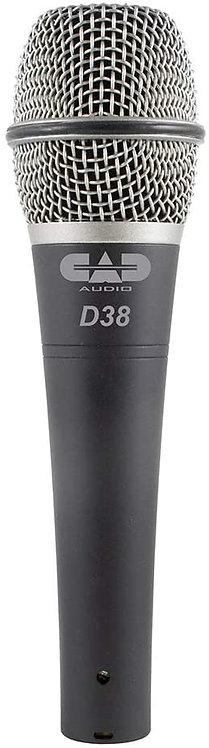 CAD D38 Handheld Microphone NEW!!!