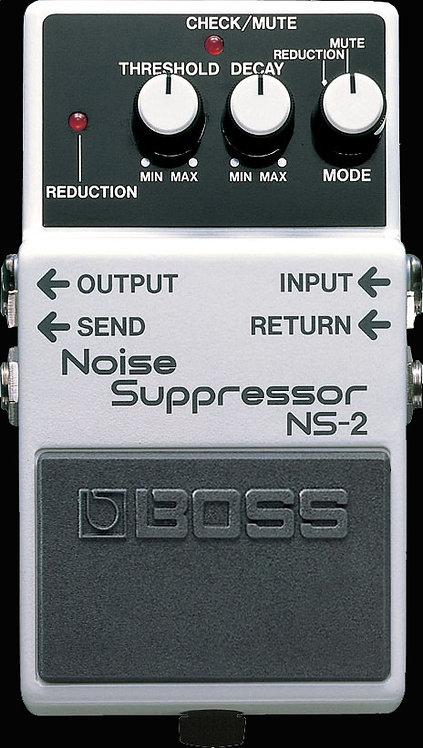 Boss NS-2 Noise Supressor NEW!!! NS2