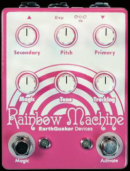 EarthQuaker Devices Rainbow Machine NEW!!! (sold out)