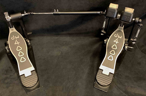 DW 4000 Double Kick Drum Pedal USED!!!
