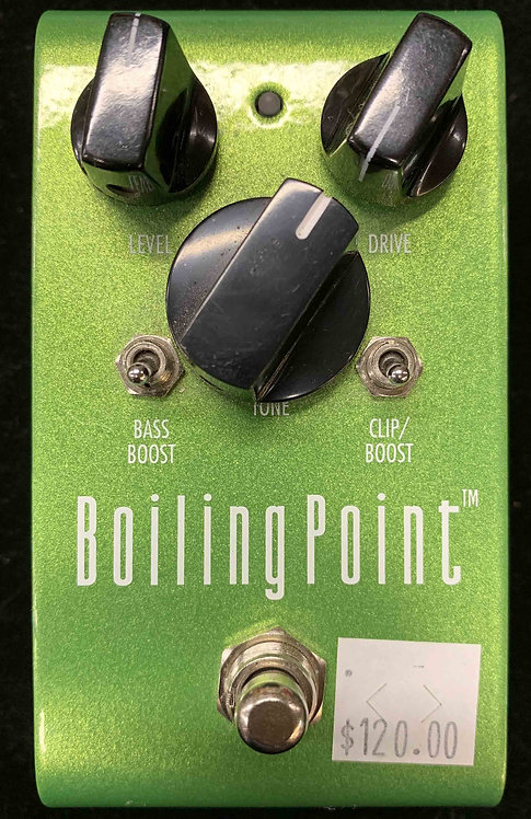 Rockbox Boiling Point USED!!!