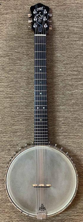 Ome Customized 6-String Banjo USED!!!