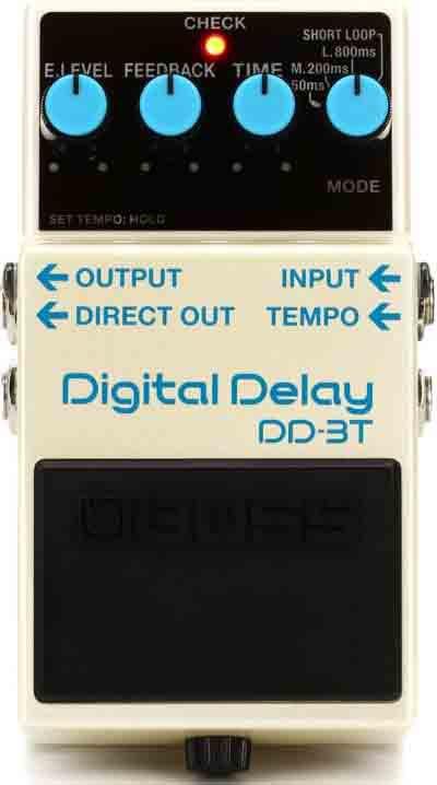 Boss DD-3T Digital Delay NEW!!! DD3T