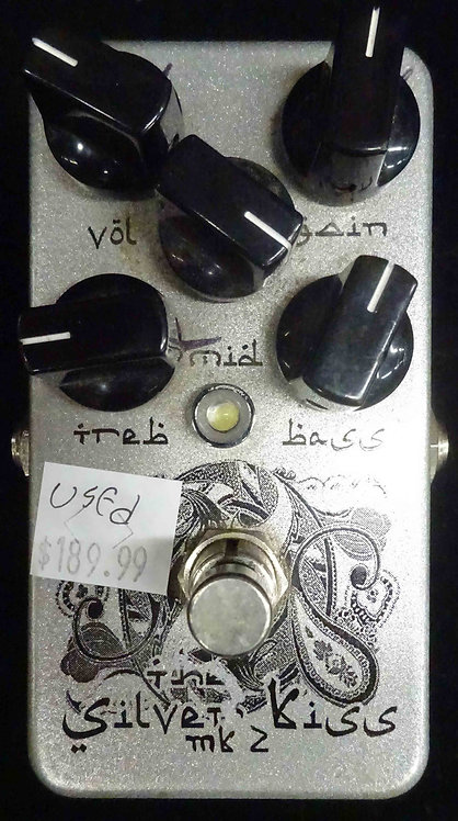 Catalinbread The Silver Kiss MK2 USED!!!