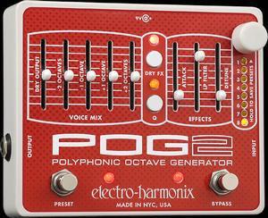 Electro-Harmonix POG 2 NEW!!!