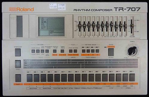 Roland TR-707 Rhythm Composer VINTAGE!!! TR707