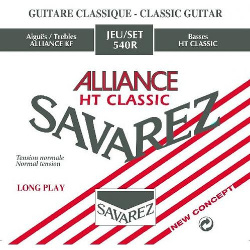 Savarez Alliance HT Classic Normal Tension 540R (2 Pack)