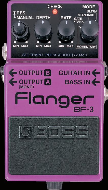 Boss BF-3 Flanger NEW!!! BF3