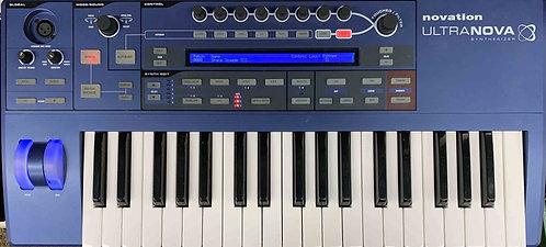 Novation ULTRANOVA Synthesizer USED!!!