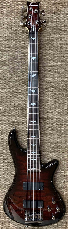 Schecter Stiletto Extreme 5 USED!!!