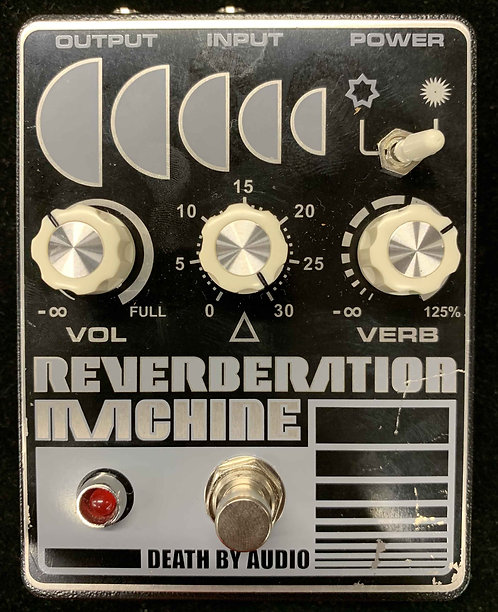 Death By Audio Reverberation Machine USED!!!