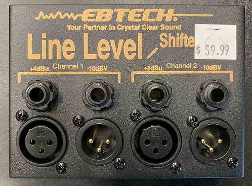 Ebtech Line Level Shifter USED!!!