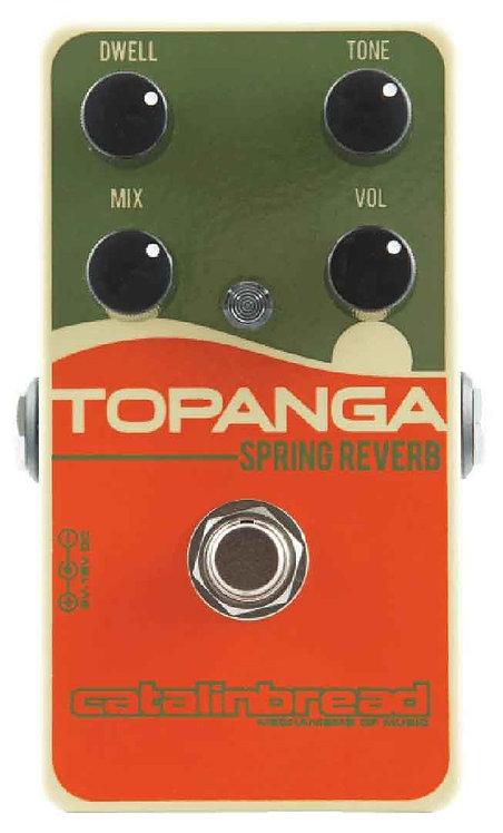 Catalinbread Topanga Spring Reverb NEW!!!