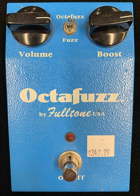 Fulltone Octafuzz USED!!!