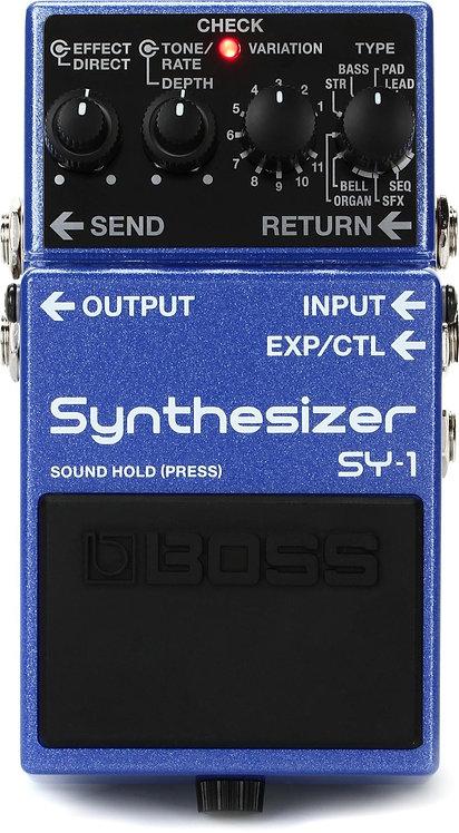 Boss SY-1 Synthesizer NEW!!!