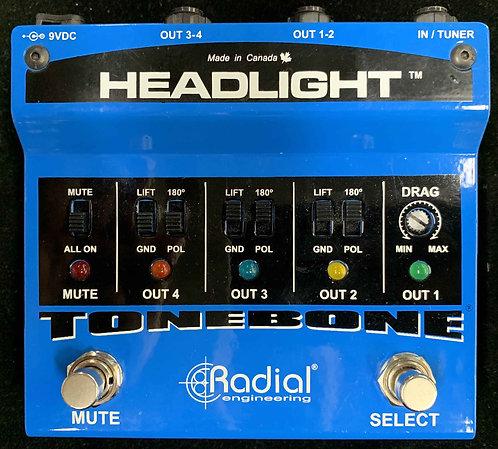 Radial Engineering Headlight USED!!!