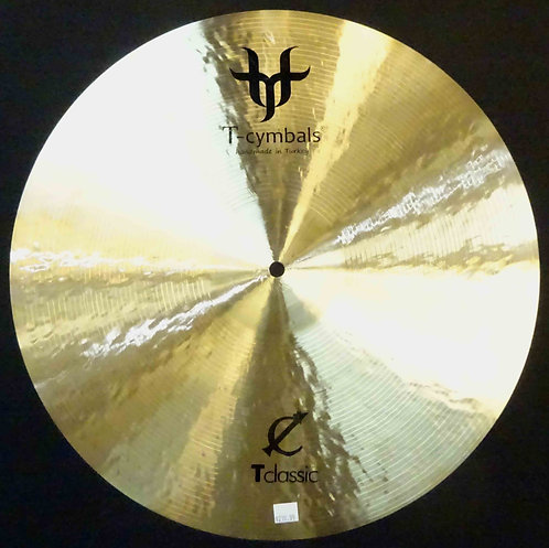 "T-cymbals 18"" Classic Medium Crash NEW!!!"
