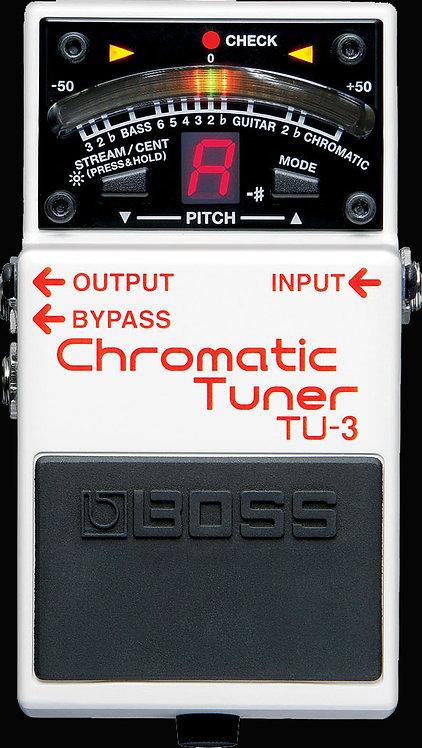 Boss TU-3 Chromatic Tuner NEW!!! TU3